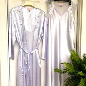 Oscar de la Renta Gown and Robe